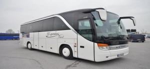 Λεωφορείο SETRA S411 HD 39 + 2 + 1 θέσεων