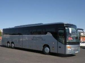 Λεωφορείο SETRA S417 GT-HD 59 + 2 + 1 θέσεων