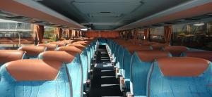 Εσωτερικό λεωφορείου SETRA S417 GT-HD 59 + 2 + 1 θέσεων