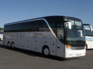 Λεωφορείο SETRA S417 HDH  59 + 1 + 1 θέσεων