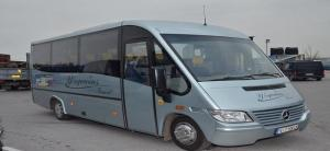 Λεωφορείο SPRINTER 616 CDI 24+1+1 θέσεων