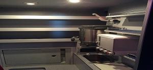 Κουζίνα λεωφορείου SETRA S415 HDH