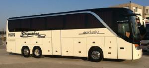 Πολυτελή Λεωφορείο SETRA S415 HDH VIP